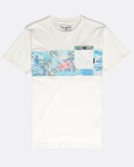 Boys' Tribong T-Shirt  N2JE03BIP9