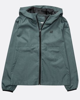 Boys' Transport Windbreaker Sweatshirt  N2JK01BIP9