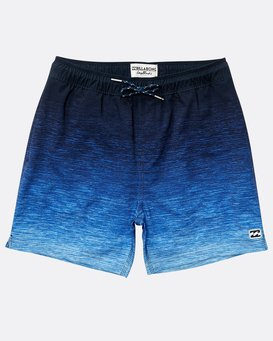 Boys' Tripper Stretch Layback Boardshorts  N2LB04BIP9