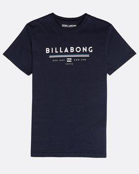 Boys' Unity T-Shirt  N2SS01BIP9