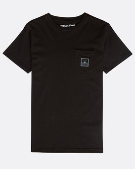 Boys' Stacked T-Shirt  N2SS02BIP9