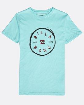 Boys' Rotohand T-Shirt  N2SS10BIP9