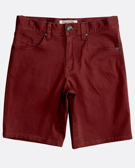 f3f618782a Boys Shorts - Shop Chinos & Cargos for Kids Online | Billabong