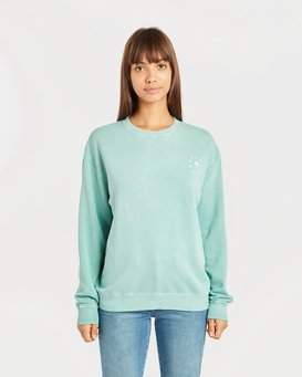 Salty Wash Sweatshirt  N3CR02BIP9