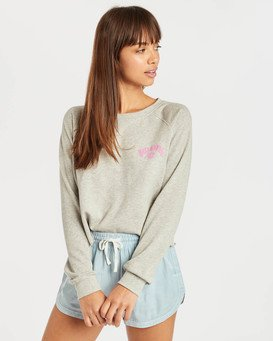 Crop Sweatshirt  N3CR05BIP9