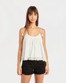 Step Up Tank Top  N3KT01BIP9