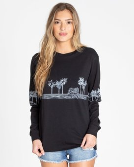 Coast To Coast Long Sleeve T-Shirt  N3LS04BIMU