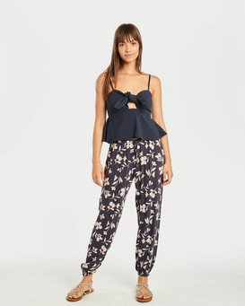 Sweet Surf Pants  N3PT04BIP9