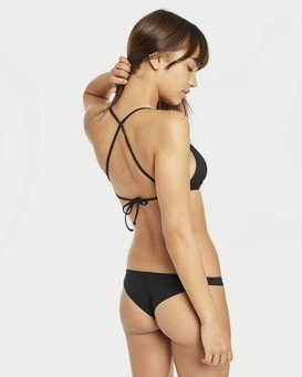 Sol Searcher Tanga Side Bikini Bottoms  N3SB03BIP9