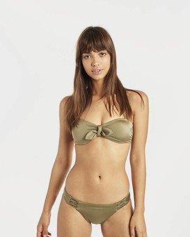 Sol Searcher Tropic Bikini Bottoms  N3SB08BIP9