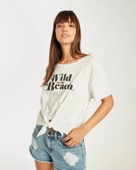 Beach Everyday T-Shirt  N3SS10BIP9