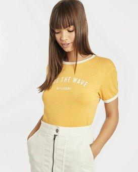 Ringer T-Shirt  N3SS11BIP9