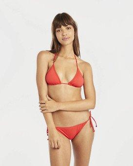 Sol Searcher Triangle Bikini Top  N3ST02BIP9
