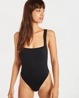 Sol Searcher One Piece Swim  N3SW01BIP9