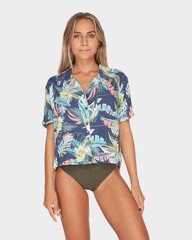 Long Island Troppo Shirt  N3TP26BIMU
