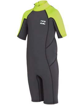 Toddler Boys' 2/2 Absolute Flatlock Backzip  N42T01BIP9