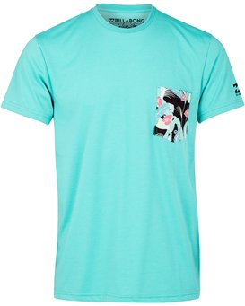 Team Pocket Surf Tee Rashguard  N4EQ01BIP9