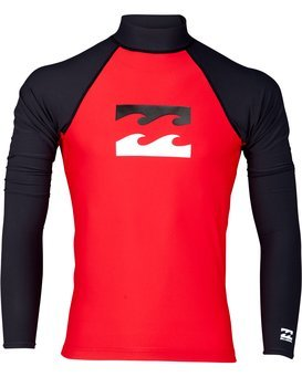 Team Wave Long Sleeve Rashguard  N4MY07BIP9