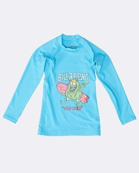 Boys Long Sleeve Rashguard  N4TY06BIP9