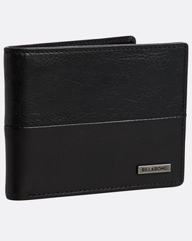 Fifty50 Id Leather Wallet  N5LW04BIP9