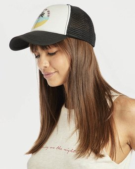 Accross Waves Trucket Hat  N9CT02BIP9