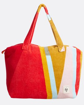Chasing Paradise Oversized Beach Bag  N9TV03BIP9