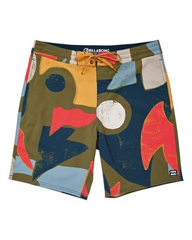 "Sundays Lo Tides 19"" Boardshorts  P1BS13BIS9"
