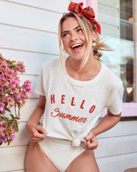 Hello Summer T-Shirt  P3SS03BIS9