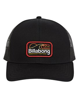 Walled Trucker Hat  P5CT01BIS9