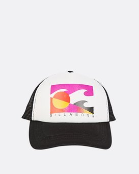 Across Waves Trucker Hat  P9CT01BIS9