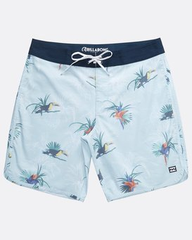 73 Lineup Pro - Boardshorts for Men  Q1BS08BIF9