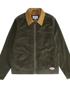 97 - Cord Jacket for Men  Q1JK31BIF9