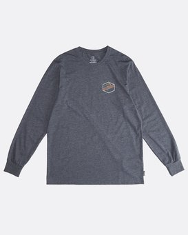Ridge - Long Sleeves Tee for Men  Q1LS10BIF9