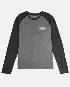 Super 8 - Long Sleeves Tee for Men  Q1LS14BIF9