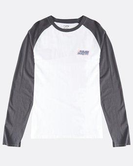Super 8 - Long Sleeves Tee for Men  Q1LS14BIF9