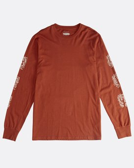 Cactus - Long Sleeves Tee for Men  Q1LS18BIF9