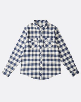 All Day - Flannel Long Sleeves Shirt for Men  Q1SH03BIF9