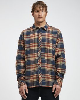 Coastline - Long Sleeves Shirt for Men  Q1SH04BIF9