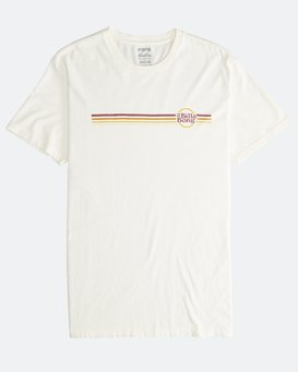 Cruiser Stripe - Short Sleeves Tee for Men  Q1SS08BIF9