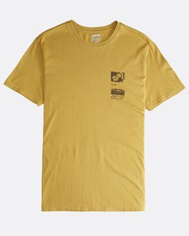 Exposure - Short Sleeves Tee for Men  Q1SS42BIF9