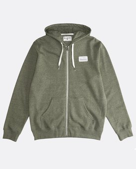 Walled - Zip Hoodie for Men  Q1ZH03BIF9