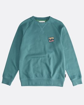 Iconic - Crew Jumper Boy for Boys  Q2CR02BIF9