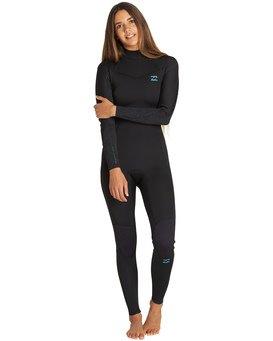 3/2mm Furnace Synergy GBS - Back Zip Fullsuit Wetsuit for Women  Q43G04BIF9