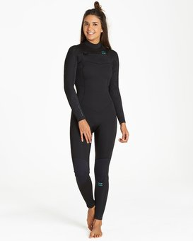 3/2mm Furnace Synergy GBS - Chest Zip Fullsuit Wetsuit for Women  Q43G30BIF9