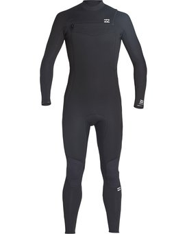 3/2mm Furnace Absolute GBS - Chest Zip Long Sleeves Wetsuit for Men  Q43M08BIF9