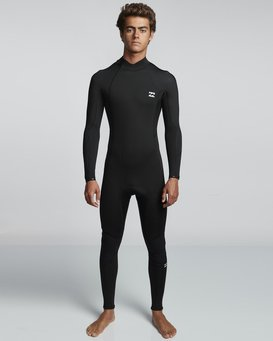 3/2mm Furnace Absolute GBS - Back Zip Long Sleeves Fullsuit Wetsuit for Men  Q43M09BIF9