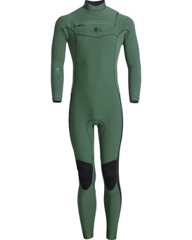 Pukas 3/2mm Revolution Pro Factory - Chest Zip Wetsuit for Men  Q43M60BIF9