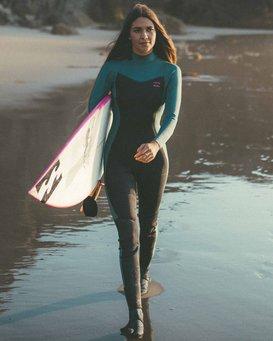 4/3mm Furnace Synergy GBS - Back Zip Fullsuit Wetsuit for Women  Q44G04BIF9