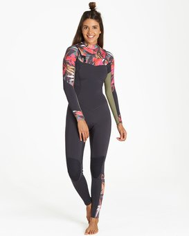 Salty Dayz 4/3 - Fullsuit Wetsuit for Women  Q44G30BIF9