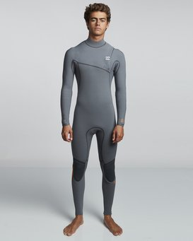 4/3mm Furnace Comp - Zipperless Fullsuit Wetsuit for Men  Q44M05BIF9
